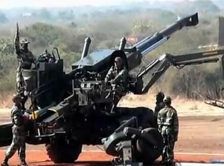 FH77 B02 榴弹炮