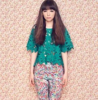 韩国女歌手j.fla正面照Kim Jeong Hwa(김정화)正面