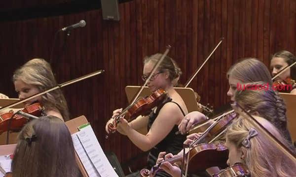 加勒比海盗管弦合奏Pirates of the Caribbean Orchestral Medley
