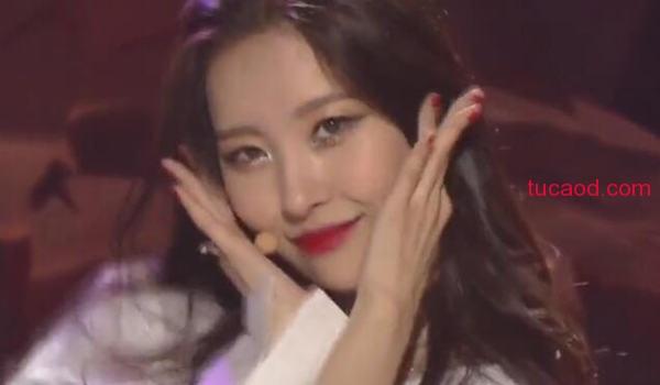 宣美《Gashina》 SBS The Show