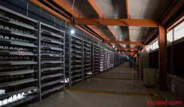 央行关闭比特币矿场