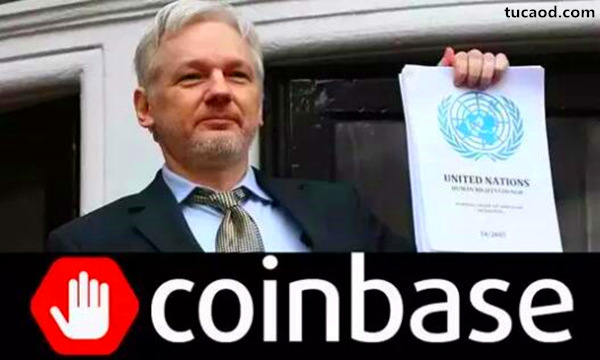 Coinbase发出了一封信函,计划关停Wikileaks在Coinbase商家网络上的商店