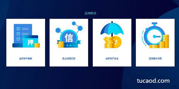 数字资产抵押融资借贷服务平台_Lendchain