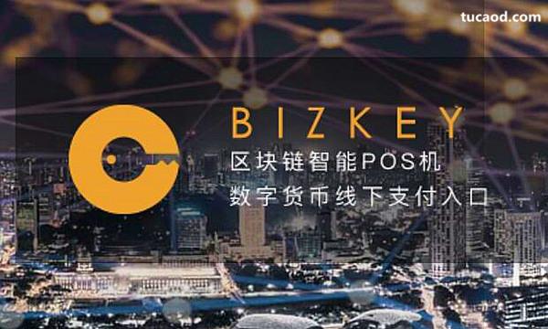 Bizkey去中心化的实体零售生态