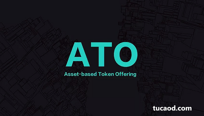 ATO(asset-based token offering)