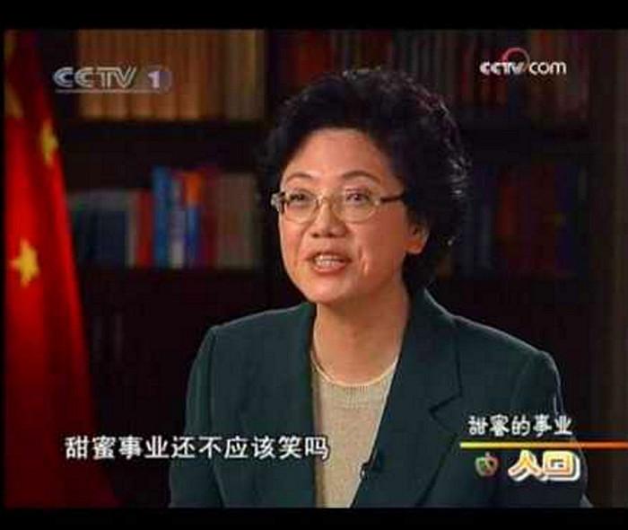 甜蜜事业中国的人口