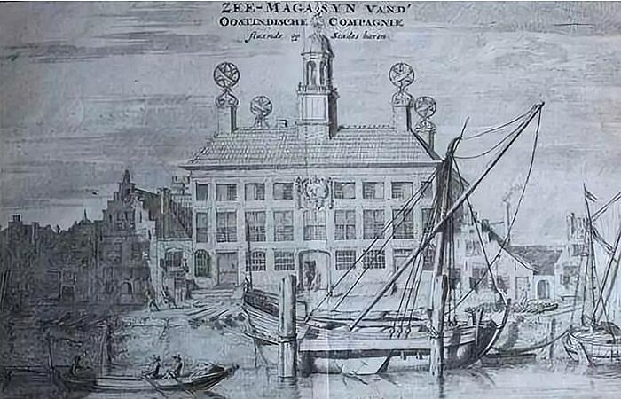 荷兰东印度公司,是世界第一家股份制公司