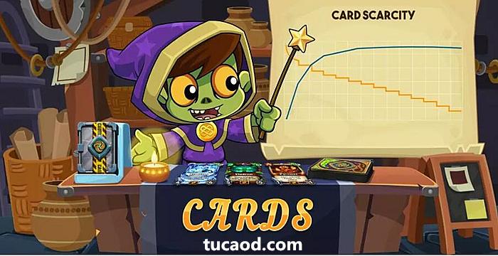 卡牌稀缺性和游戏挖矿_设计可持续的区块链游戏经济
