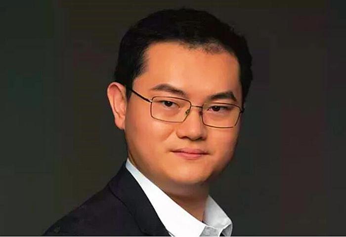 火币大学校长创始人_于佳宁_产业区块链