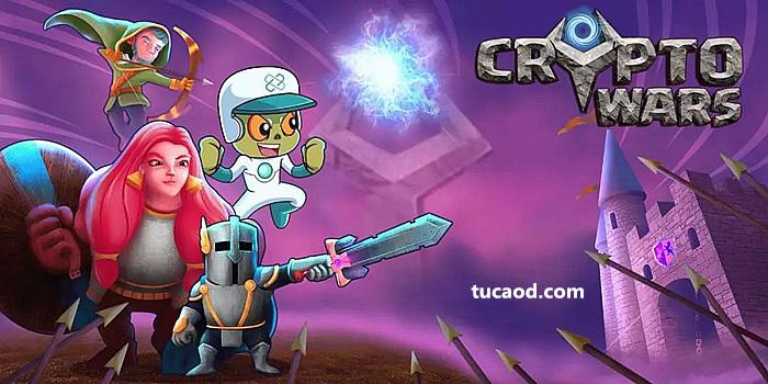 CryptoWars _区块链上建立村庄、召集军队、对敌作战的策略游戏
