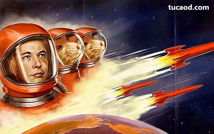 Elon Musk的火星移民计划-刘慈欣的脑洞