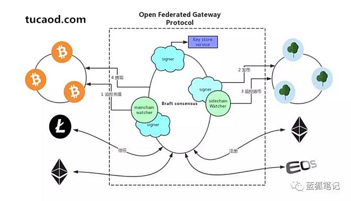 OFGP协议整体流程图