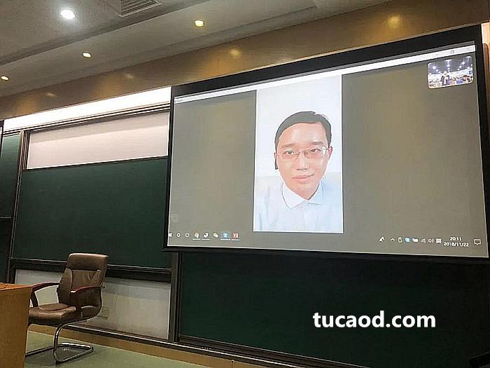 江卓尔(视频连线) 莱比特矿池 BTC.TOP 创始人兼 CEO 比特币早期布道者