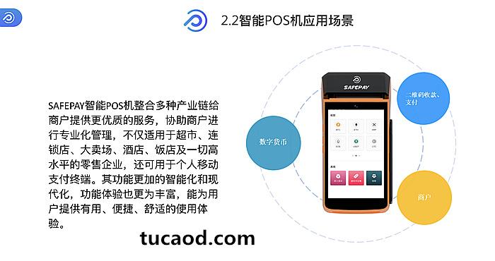 智能POS机与应用场景-安付SAFEPAY