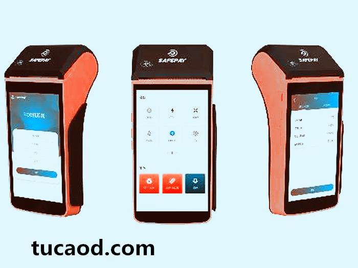SAFEPAY安付:商家合作数字货币POS机-安付safepay