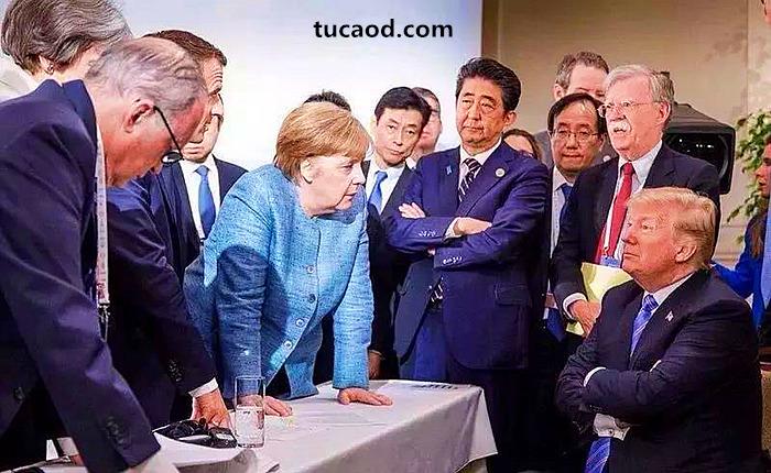 2018年G7峰会