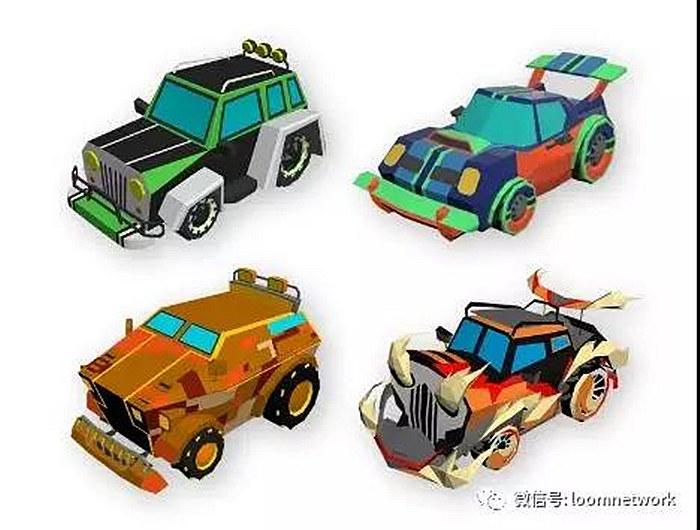 Battle Racers车