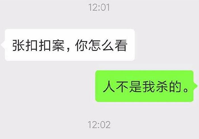 张扣扣律师辩护词全文_社会评论对张扣扣案看法法