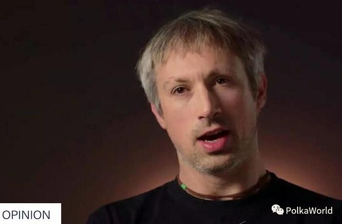 Gavin Wood:区块链战争3.0_大部分的白日梦中最终只有一小部分能够实现