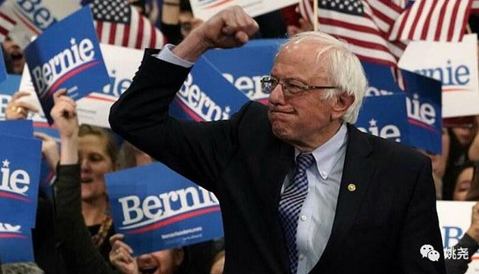 伯尼·桑德斯当选总统