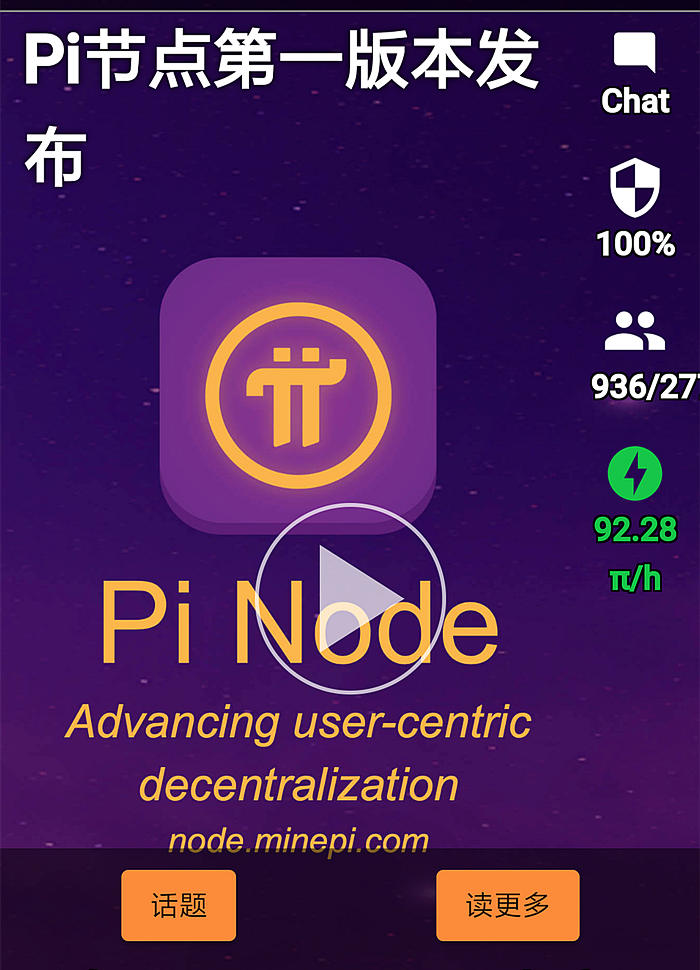 Pi Node π节点官方解读__派币核心团队的频道管理员 TheCryptolegend