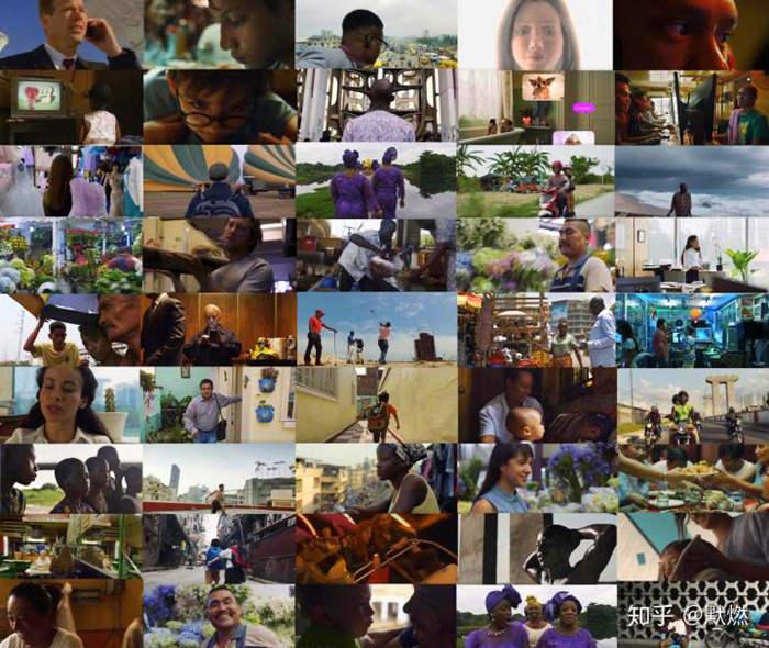 Libra 宣传片里都是东南亚和南美的劳苦群体。
