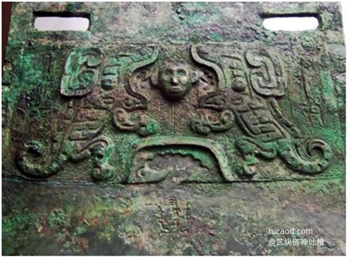 妇好墓出土的钺-青铜器